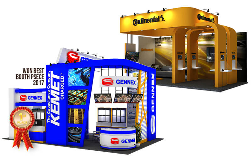 Exhibition Booth Philippines