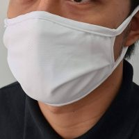 Cotton Spandex Face mask