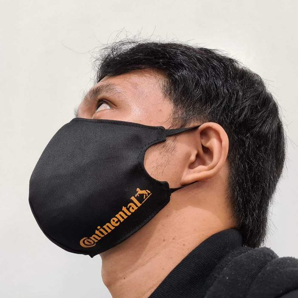 Custom Cotton Twill Facemask Philippines