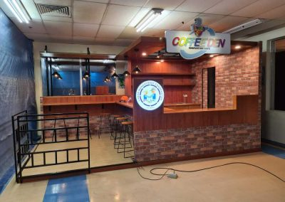 coffee shop for canteen